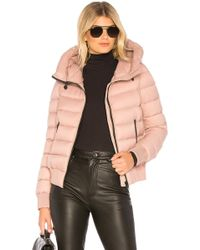 SOIA & KYO - Tiphanie Jacket In Mauve - Lyst