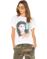Junk Food - Michael Jackson Sold Out Tee - Lyst