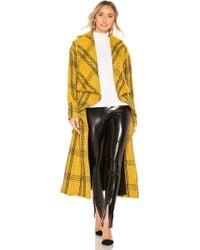 Tularosa - Sawyer Coat In Mustard - Lyst