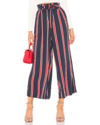 MINKPINK - Nautica Cropped Pant - Lyst