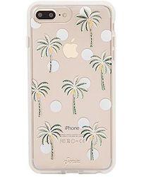 Sonix - Bora Bora Iphone 6/7/8 Plus Case In Green. - Lyst