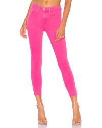 L'Agence - Margot High Rise Skinny Jean. Size 25. - Lyst