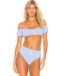 Nanette Lepore - Tease Bikini Top - Lyst