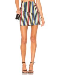House of Harlow 1960 - X Revolve Alonso Skirt - Lyst