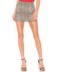 Motel - Mini Broomy Skirt - Lyst