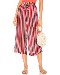 Maaji - Wide Leg Trousers In Red - Lyst