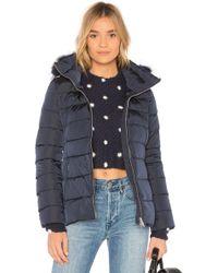 Add   Down Fur Trim Jacket   Lyst