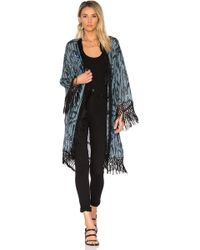 House of Harlow 1960 | X Revolve Lange Bed Jacket | Lyst