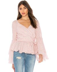 Rebecca Minkoff - Melly Top - Lyst