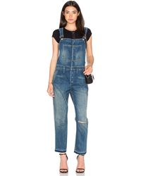 AMO - Babe Overall - Lyst