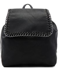 BCBGeneration - Chain Edge Backpack - Lyst
