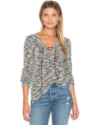 Feel The Piece - Hadley Cotton-Blend Sweater - Lyst