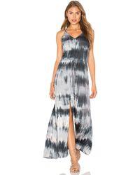 Gypsy 05 - Multi Strap Maxi Dress - Lyst