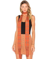 House of Harlow 1960 | X Revolve Ossie Scarf | Lyst