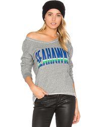 Junk Food | Seahawks Sweatshirt | Lyst