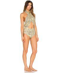 Larissa Minatto - Bahamas Swimsuit - Lyst
