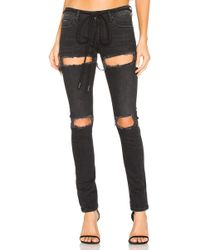 Shop Women's Off-White c/o Virgil Abloh Jeans from $272 | Lyst