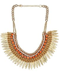 Raga - Spike Chain Necklace - Lyst