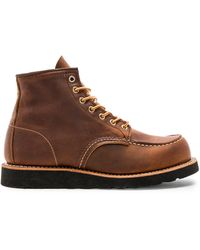 Red Wing - 6 Inch Moc - Lyst
