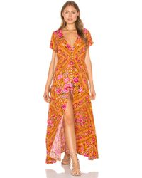 Spell & The Gypsy Collective - Babushka Dress - Lyst