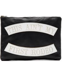 Urban Outfitters - X Revolve This Ain't My First Rodeo Clutch - Lyst