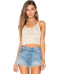 Lost In Lunar - Sunset Knit Top - Lyst