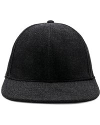 The North Face - Cryos Cashmere Ball Cap In Black. - Lyst