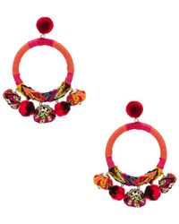 Nannacay - X Revolve Hera Earrings - Lyst