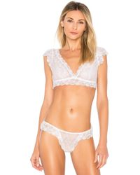 Eberjey - Kiss The Bride Bralette - Lyst