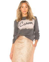 Carven - Spray Sweatshirt - Lyst