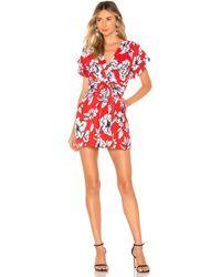 Marissa Webb - Luciano Mini Dress - Lyst