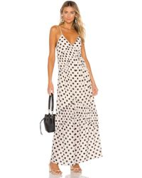 20bd2405210 House of Harlow 1960 X Revolve Russo Maxi in Yellow - Lyst