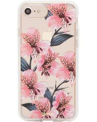 Sonix - Tiger Lily Iphone 6/7/8 Plus Case - Lyst