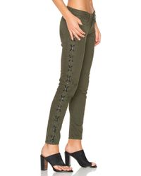 Etienne Marcel - Lace Up Skinny - Lyst