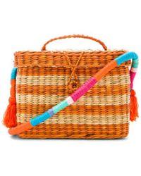 Nannacay - Roge Small Bag In Orange. - Lyst