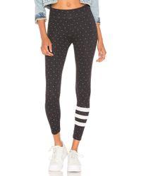 Sundry - Mini Dots Yoga Pant - Lyst