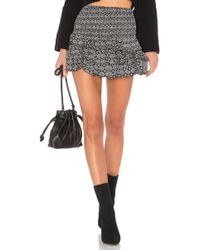 Tularosa - Drea Skirt In Black - Lyst