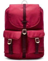 Herschel Supply Co. . Ripstop Backpack In Wine in Purple - Lyst 630f5129c85ee