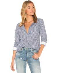 Michael Stars - Contrast Button Up - Lyst