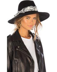 Genie by Eugenia Kim - Naomi Hat In Black. - Lyst