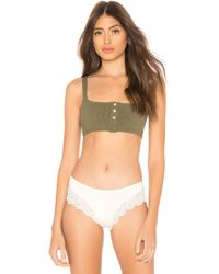 Free People - Remi Soft Bra - Lyst