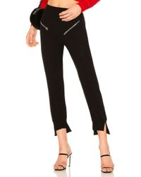 LNA - Brushed Mosa Sweatpant In Black - Lyst