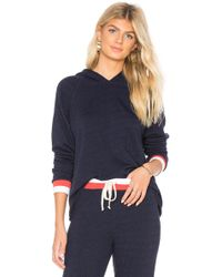Sundry - Athletic Cropped Hoodie - Lyst