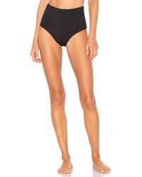 L*Space - L* Portia Bikini Bottoms In Black - Lyst