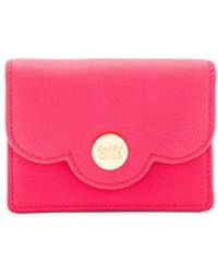 See By Chloé - Polina Mini Wallet In Pink. - Lyst