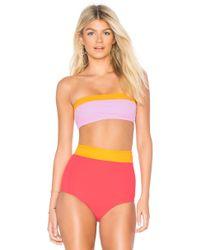 Flagpole Swim   Lori Bikini Top   Lyst
