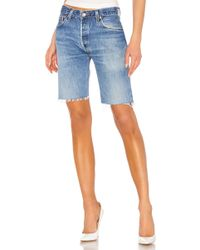 RE/DONE - The Long Short - Lyst