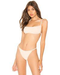 Chromat - Skim Bikini Top - Lyst