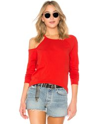 Lamade - Lee Cutout Long Sleeve Tee - Lyst