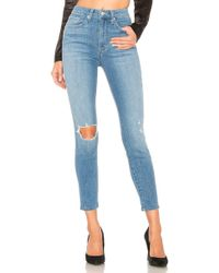 Lovers + Friends - Davey High-rise Skinny - Lyst